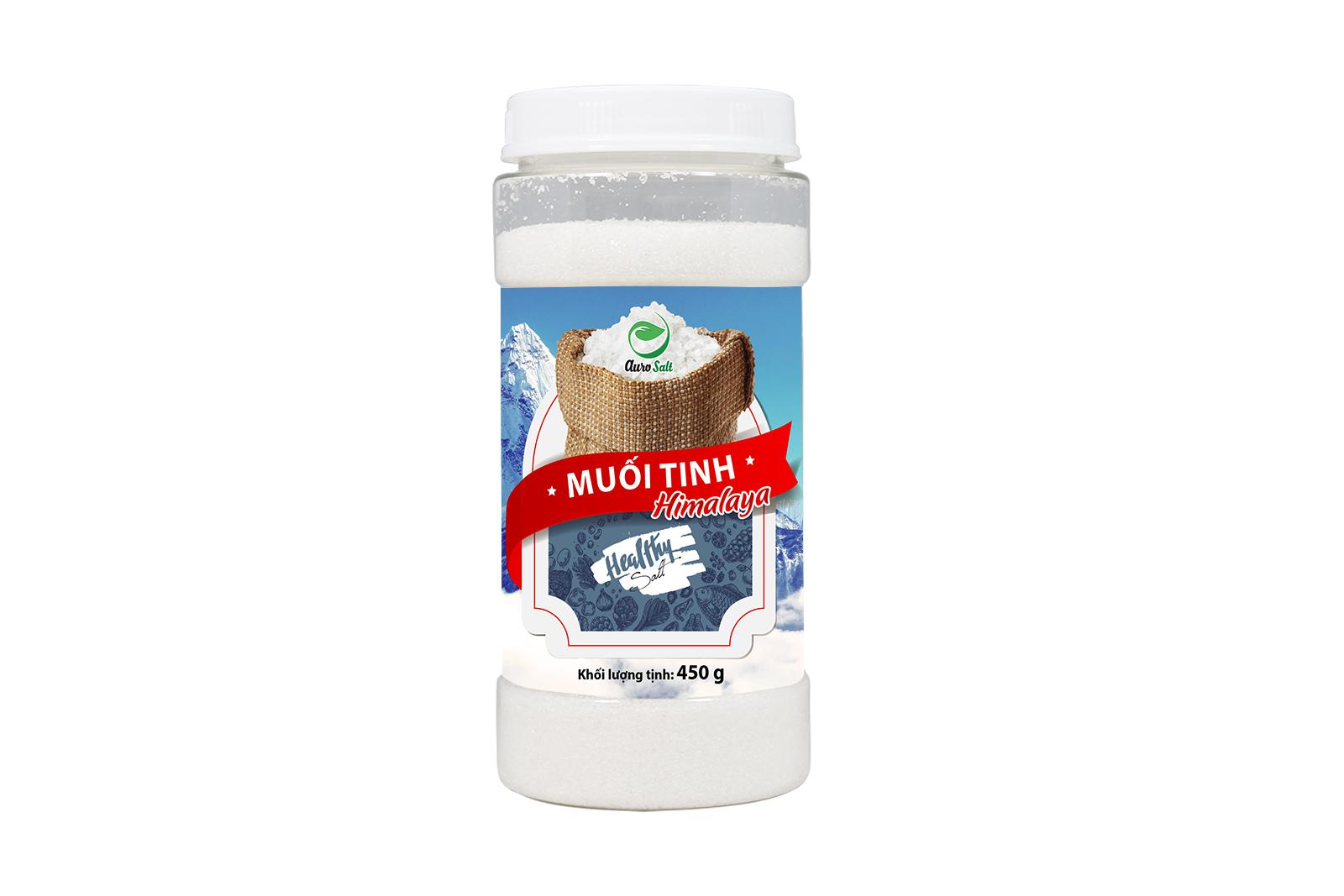 Muối Tinh 450G Mịn