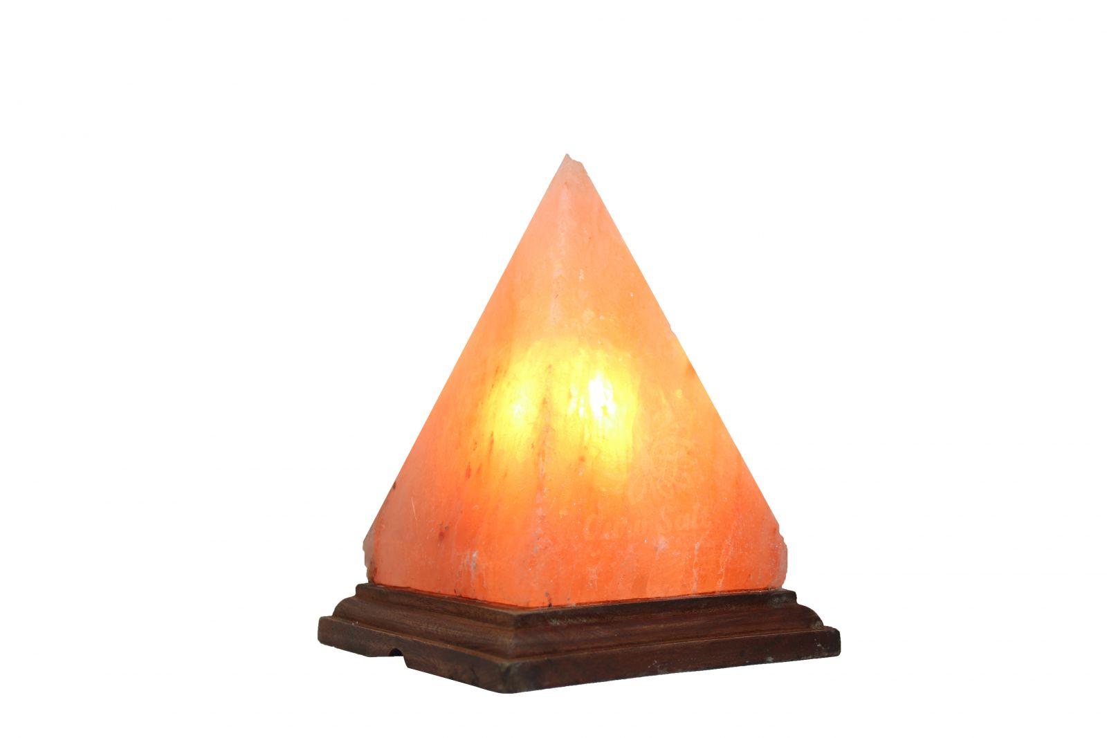 Đèn Đá Muối Himalaya Kim Tự Tháp 8-9Kg